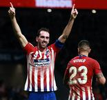 Simeone Sent Me Up Front, Reveals Atletico's Injured Match-Winning Hero Diego Godin
