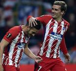 Atletico Madrid 2 Sporting CP 0: Koke, Griezmann make defensive errors pay