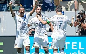 Is this best LA Galaxy Team Ever?