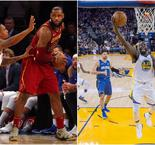 Cavs Come Back To Beat Knicks, Warriors Win Without Curry