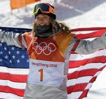 American teen Kim melts hearts with tearful snowboarding gold