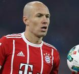 Robben Wants Two More Years At The Highest Level