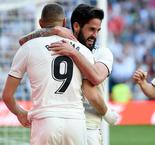 Benzema brace gives Zidane win in 100th game