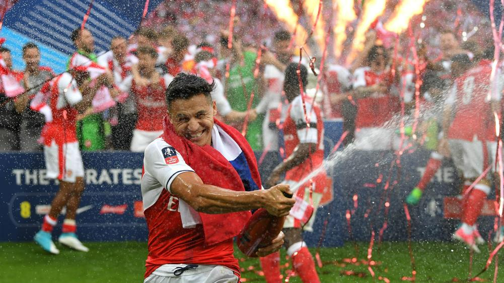 Alexis Sanchez has pretty much confirmed his wish to leave Arsenal