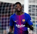 Dembele: I'll be at Barca for a long time