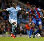 English League Cup: Manchester City 5-1 Crystal Palace