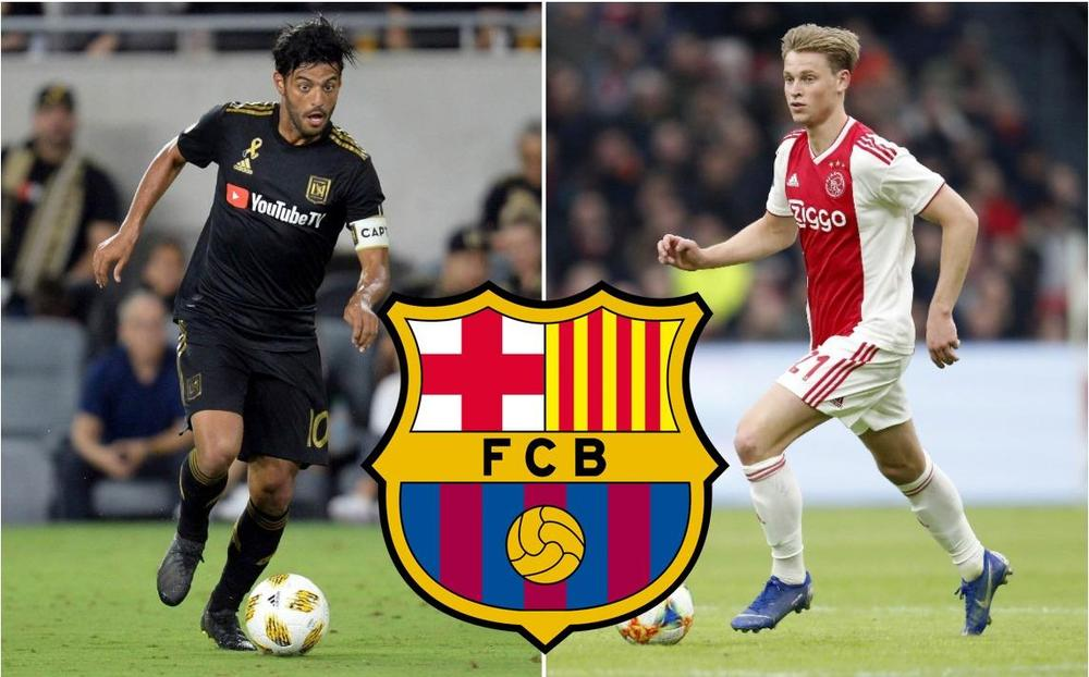 Barcelona sign Frenkie de Jong from Ajax for €75m joins in summer