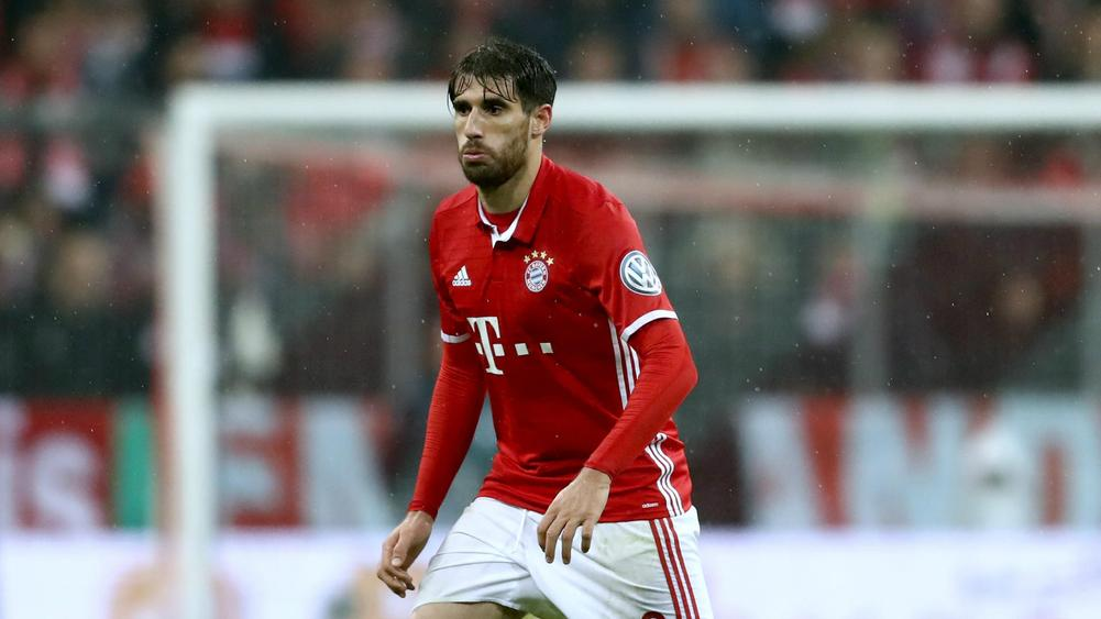 Bayern Munich defender Javi Martinez out for rest of the season