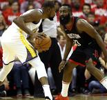 Warriors Overcome Harden's Rockets In Game One Of Western Conference Finals