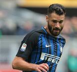 Inter Winger Antonio Candreva Wary Of Wounded Milan