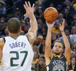 NBA: les Golden State Warriors ont le dernier mot face à Utah