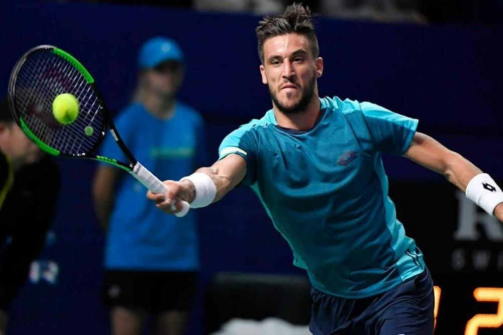 Moscou: Le hold-up de Dzumhur