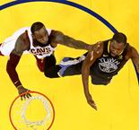 Warriors Take Game Two Over Tired LeBron James, Cavaliers