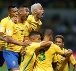 World Cup Qualifiers: Brazil 3 Chile 0