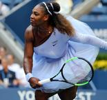 Serena comes through entertaining Kanepi clash