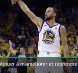 "Curry : ""Je me sens bien"""