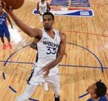 NBA - Summer League : Les Wolves dominent Denver