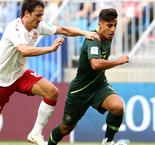 Skoko says Arzani ready to start