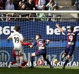 Eibar expose abysmal Madrid defensive record away from home