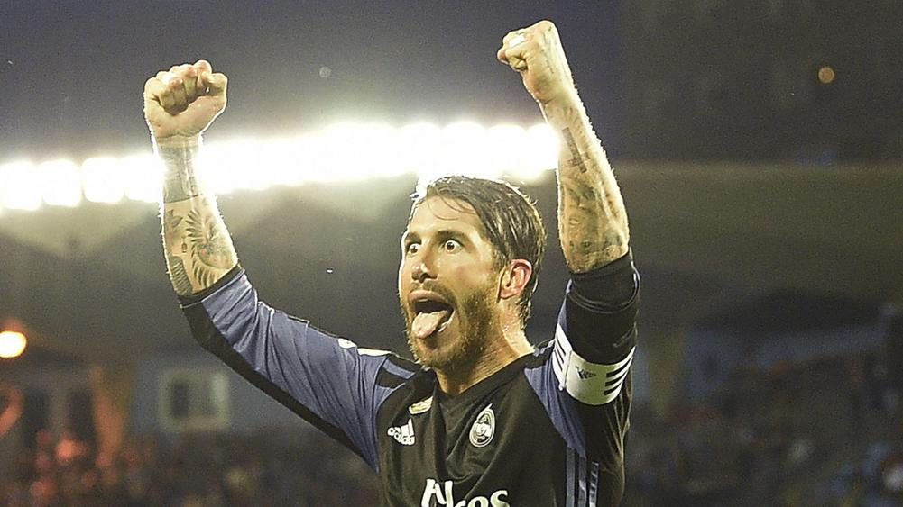 Consistent Madrid deserved title, says captain Ramos
