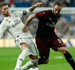 Real Madrid 3 AC Milan 1: Higuain goal not enough for Rossoneri