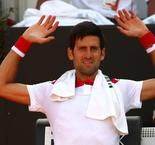 Djokovic Brushes Basilashvili Aside In Rome