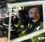 Rossi makes Monza Rally Show history