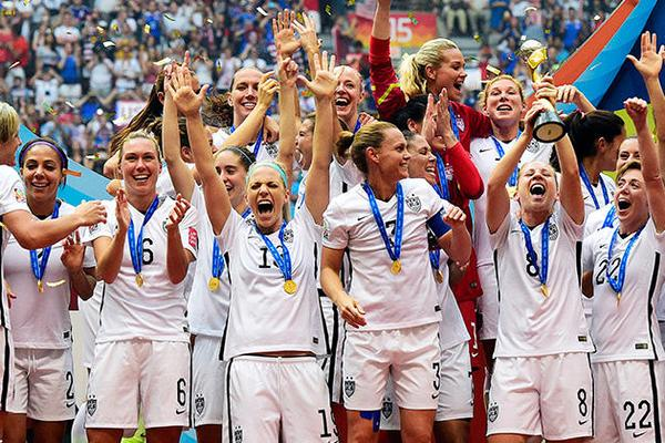 United States (2015 FIFA Women's World Cup)