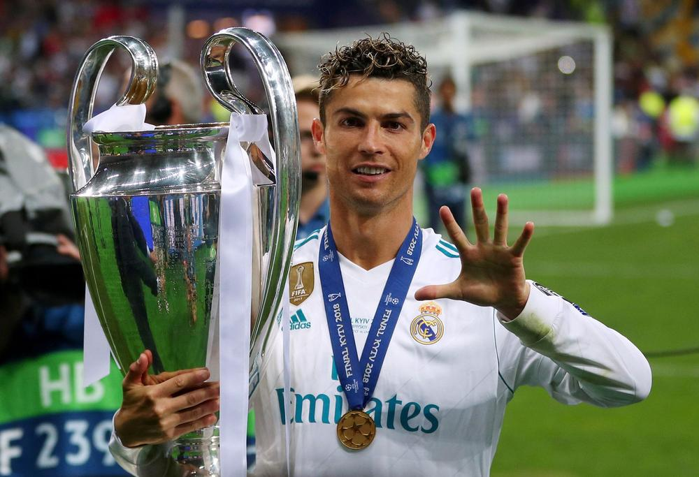 Cristiano Ronaldo At Madrid The Quest For Greatness
