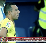 The XTRA: How Santi Cazorla Made His Long Comeback To Villarreal