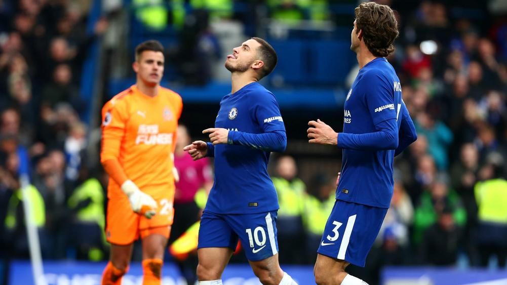 Eden Hazard has not peaked yet, warns Chelsea manager Antonio Conte