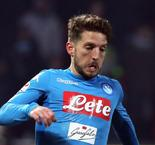 Napoli confirms Mertens ankle injury