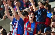 Premier League: Crystal Palace 2 - 0 West Bromwich
