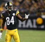 Steelers: Antonio Brown rejoint les Raiders