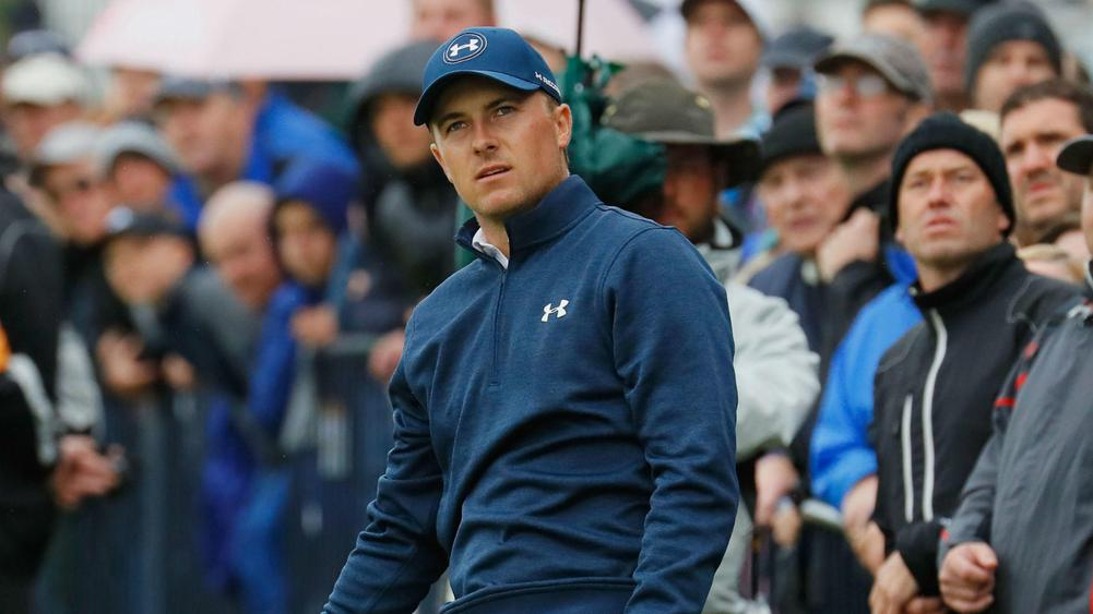 Jordan Spieth: 'Unfair' to expect repeat of breakthrough 2015