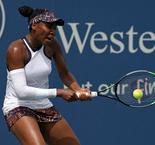 Cincinnati: Venus Williams sort Bertens