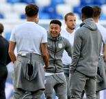 Lingard and England ready to continue family affair in Russia