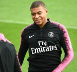 "Tuchel Lauds ""Very Hungry"" Mbappe"