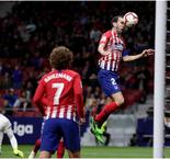Atletico Madrid 2 Girona 0: Godin & Griezmann keep hosts in hunt