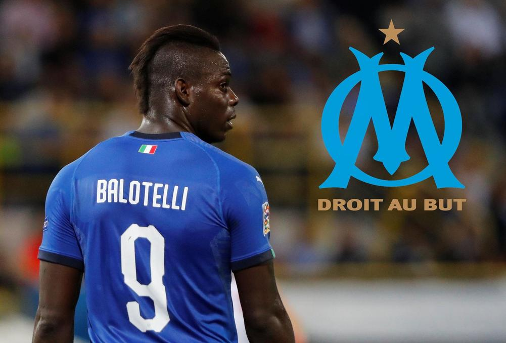 cb5bee34ce781 Despite reports of an impasse between Mario Balotelli and Marseille over  wage demands, Sky Italia say the Italy international is close to signing a  ...