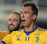 Mario Mandzukic Ready For Juventus Against Lazio