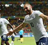 Outcast Benzema delights in France win