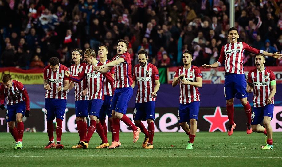 Atletico Madrid 0-0 PSV