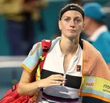 Barty ends Kvitova's top-ranking bid, to face Kontaveit in SFs