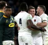 Farrell punishes wasteful Springboks