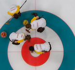 Curling - ROUND ROBIN FEMMES, SESSION 5: Japan 6 China 7