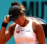 Bencic sends world number one Osaka crashing out of Madrid Open