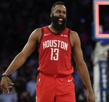 Harden pleased to entertain Knicks fans in 61-point display
