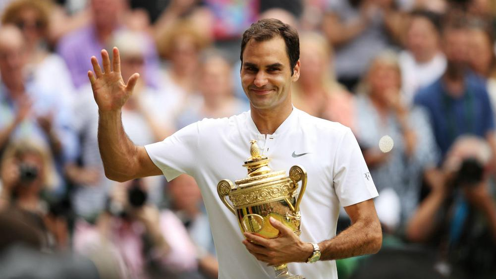 Roger Federer dreaming of making Wimbledon history