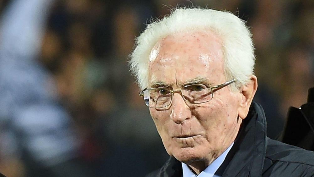 Former Italy national coach Azeglio Vicini dies, aged 84